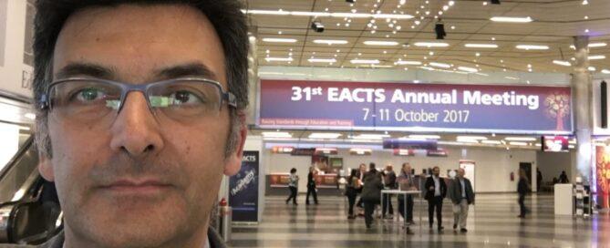Συνέδριο της Πανευρωπαϊκής Εταιρείας Καρδιο-Θωρακοχειρουργών